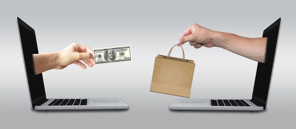 Shivom(OMX)トークンを購入する場面