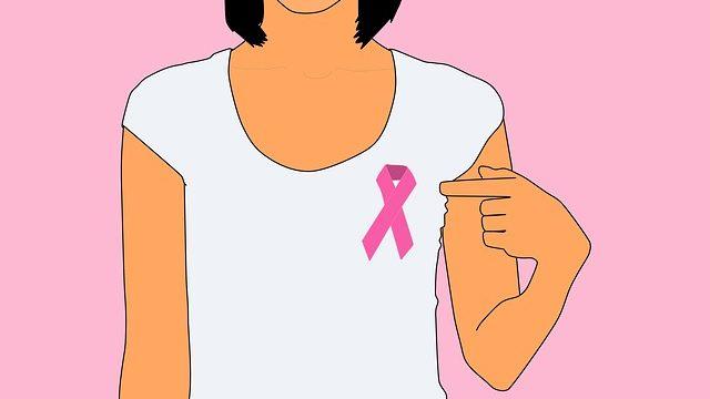 乳がんに関するシンボルマーク